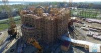 Строительство Храма Николая Чудотворца в г. Березники продолжается